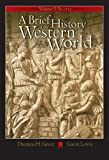 img - for A Brief History of the Western World, Volume I: To 1715 (with CD-ROM and InfoTrac) book / textbook / text book