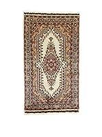 L'Eden del Tappeto Alfombra Kashmirian F/Seta Marrón / Crudo 159  x  89 cm