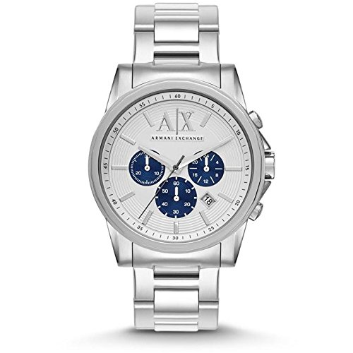 Discover 12 Armani Exchange In Stainless Steel Mens Watches