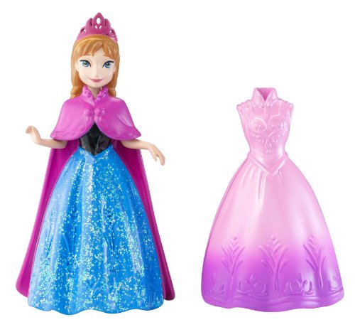 Disney Frozen MagiClip Anna Small Doll