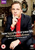 How Not To Live Your Life: Series 1 - 3 and Christmas Special [DVD]