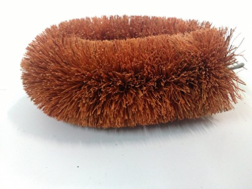 2 PcsThail Otop Natural Coconut Coir Fibre Scrubbing Brush Dish Glass Washing (Power Broom Stihl compare prices)