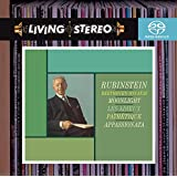 Piano Sonatas 8, 14 And 26 (Rubinstein) [Sacd/CD Hybrid]