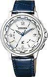 [シチズン]CITIZEN 腕時計 xC クロスシー ハッピーフライト クロスシー×ANA エコ・ドライブ電波時計 限定2,300本 CB1020-03B メンズ