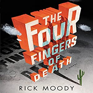The Four Fingers of Death Audiobook