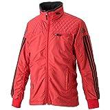 (アディダス)adidas M adidas24/7 ウィンドブレーカー ジャケット BCL56 AH6833 パワーレッド/ブラック J/L