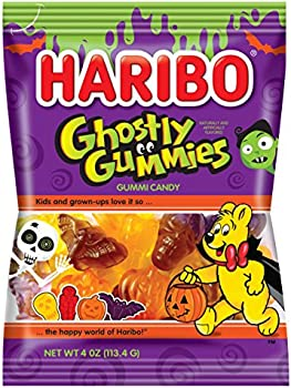 Haribo of America Ghostly Gummies Bag (Pack of 12)