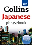 Japanese Phrasebook (Collins Gem)