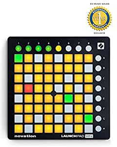 Novation Launchpad Mini MK2 Ableton Live Grid