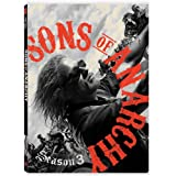 Sons of Anarchy: The Complete Third Seasonby Charlie Hunnam