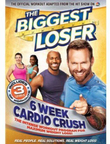 DVD : The Biggest Loser: 6 Week Cardio Crush (Widescreen, Dolby)
