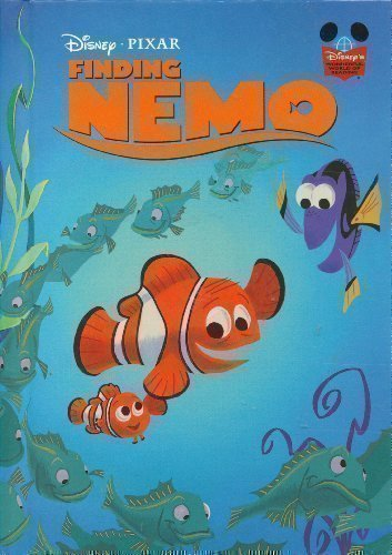 Image of Finding Nemo (Disney-Pixar) (Disney's Wonderful World of Reading)