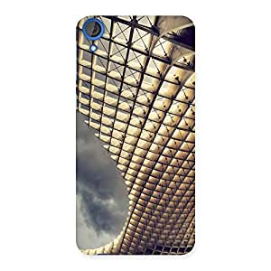 Universal Art Back Case Cover for HTC Desire 820s