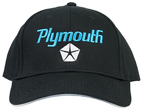 plymouth-hat-embroidered-logo-adjustable-cap-black