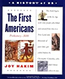 The First Americans: Prehistory-1600 (0195153200) by Hakim, Joy