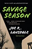 img - for Savage Season: A Hap and Leonard Novel (1) (Vintage Crime/Black Lizard) book / textbook / text book