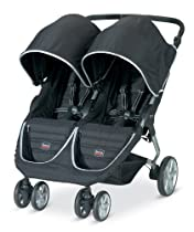 Britax B-Agile Double Stroller, Black