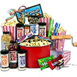 Popcorn Lovers/Night At The Movies Gift Basket Premium
