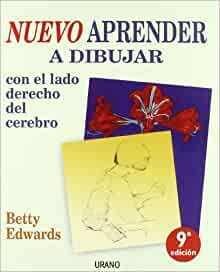 Nuevo aprender a dibujar (Spanish Edition): Betty Edwards