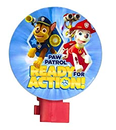 PAW Patrol Night Light ~ Rubble, Marshall, Skye, Chase (Ready for Action)