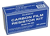 Elenco  365 Piece Resistor Kit