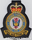 Bomber Command Royal Air Force RAF Embroidered Badge Patch