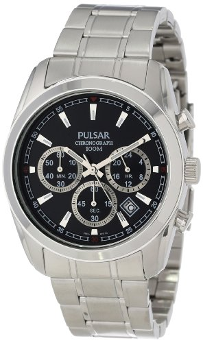 Pulsar Chronograph Bracelet Men's watch #PT3123X