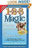 1-2-3 Magic: Effective Discipline for Children 2–12 (123 Magic)