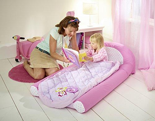 Generic rose prêts Lit gonflable pour enfant