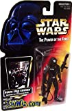 Star Wars: Power of the Force Red Card Death Star Gunner Action Figure