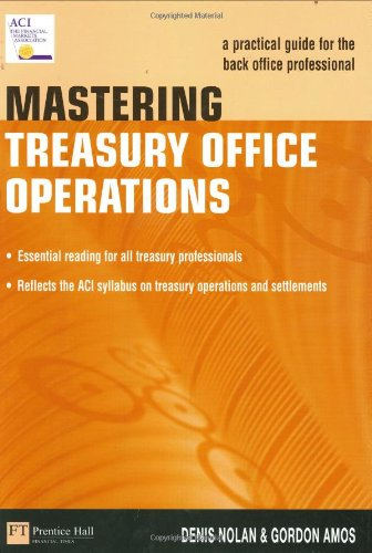 6TQM]⋙ Mastering Treasury Office Operations: A Practical