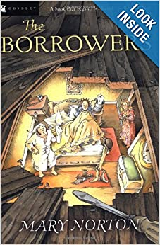 The Borrowers by Mary Norton - A Book Review by What My Kids Read