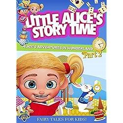 Little Alice's Adventures in Wonderland Part 2