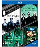 4 Film Favorites: The Matrix Collection [Blu-ray] [Import]