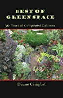 Best of Green Space: 30 Years of Composted Columns (English Edition)