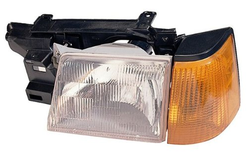 Ford escort lighting