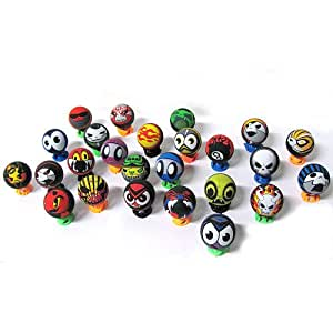 DaGeDar Supercharged Ball Bearing Toy 2Pack Random Balls