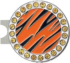 Giggle Golf - Bling Tiger Ball Marker amp Hat Clip