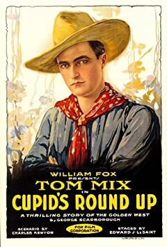 Edwin B. Tilton Cupid s Round Up Movie Poster