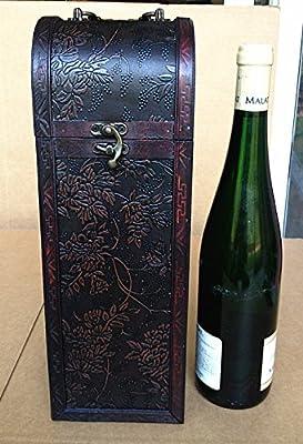 Exquisite Vintage-style single wine storage (HF 032 B)
