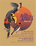 img - for The Birds of Africa, Volume VII book / textbook / text book