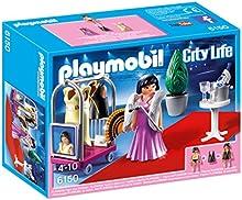 Comprar Playmobil Life - Famosa en alfombra, color rojo (6150)