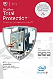 McAfee Total Protection 2015 - 3 PCs [Online Code]