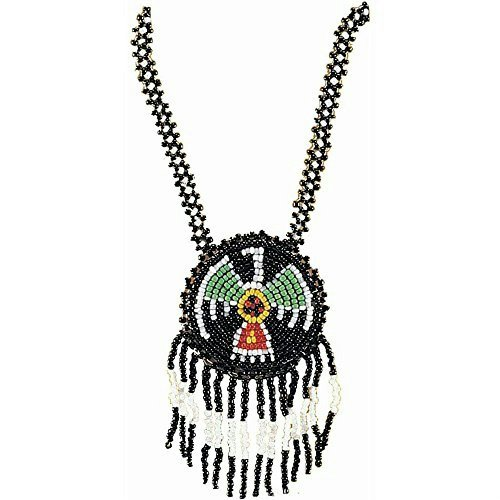 Native American Indian Pendant Necklace