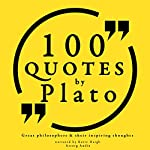 100 Quotes by Plato (Great Philosophers and Their Inspiring Thoughts) |  Plato