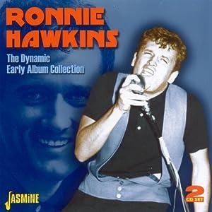 Ronnie hawkins roulette years