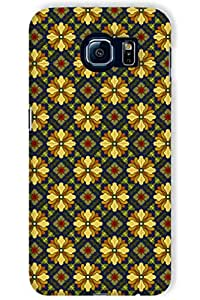IndiaRangDe Hard Back Cover FOR Samsung Galaxy S6 G920