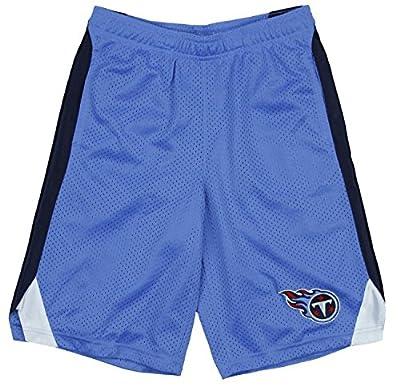 Tennessee Titans NFL Big Boys Mesh Shorts - Blue
