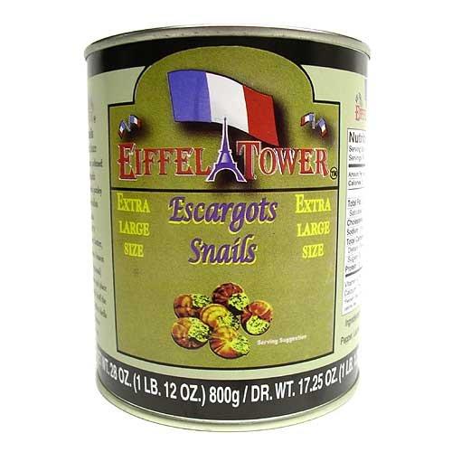 Extra Large Escargot (1.75 pound) by igourmet.com