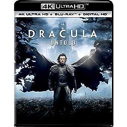 Dracula Untold [4K Ultra HD + Blu-ray]